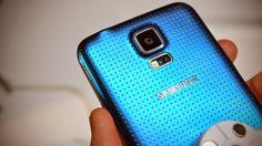 Samsung confirma problemas en la camara del Galaxy S5