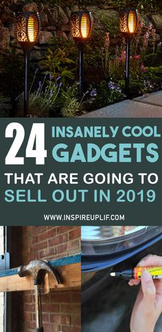 24 Insanely Cool Gadgets That Are Going To Sell Out In 2019 😍 These awesome products are selling just as fast as time is passing, but it's NEVER too late to take advantage of a great deal! Take a look at this list of amazing gadgets and don't miss out o Backyard Patio, Backyard Landscaping, Pergola Patio, Gadgets And Gizmos, Home Hacks, Good To Know, Helpful Hints, Projects To Try, Amazing Gadgets