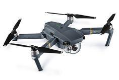 DJI Mavic Pro : le nouveau drone simple, compact et performant