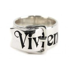 b4097ac6020 Vivienne Westwood Belt ring, available in sizes small and medium. ON SALE  with 30