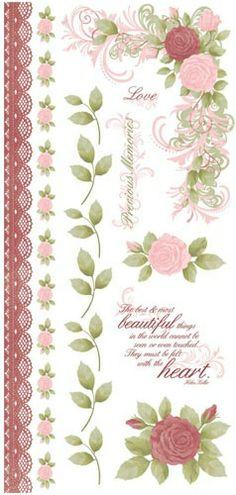 English Rose Colour Rub on