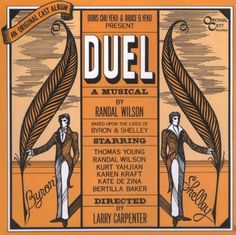 Duel: A Musical [Original Cast Album] [CD]
