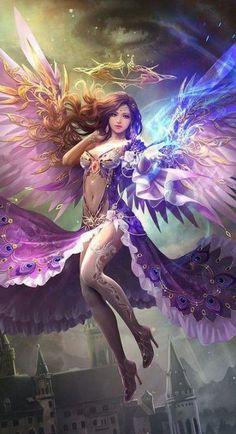 Fantasy art female beauty goddesses 46+ Trendy Ideas