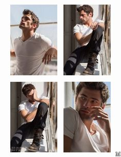 Sean Opry para Status Magazine Premiere Issue 2015