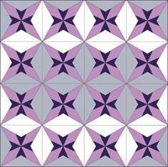 Morning Star Quilt Pattern
