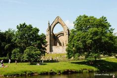 Bolton Abbey, What You See, Yorkshire, Sunny Days, Graham, England, History, Check, Historia