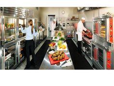 Cocinas de restaurantes peque os planos buscar con - Planos de cocinas modernas ...