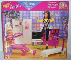 Barbie Fitness Center. 1997. Rare exemplar. Hard to find. 〰 FOR SALE 〰  NRFB !!! BEST PRICE❗❗❗ #barbie #fitnesscenterbarbie #fitnesscenter #1997 #hardtofind #nrfb #bestoffer #bestprice @barbie #mattel @mattel #ilovebarbie #barbies #barbiedoll #instadoll #dollgram #instabarbie #barbiegram #thebarbiecollection  #collectorbarbie #barbiecollector #barbiecollectors #barbiecollection #collectionbarbie #forsale #barbieforsale #forsalebarbie #offer #contactme