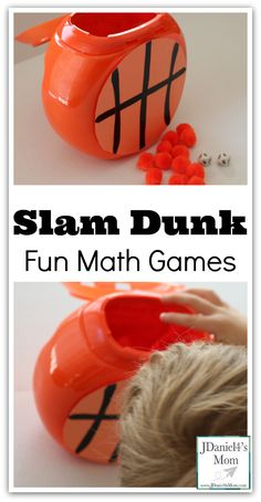 Ideas of different games - Slam Dunk