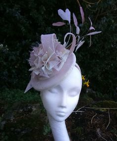 107b3a1afa7e8 519 Best STRAW OR SINAMAY HATS images in 2019 | Fascinators, Wedding ...
