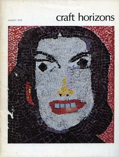 Craft Horizons magazine August 1976 (Volume 36, Number 4)