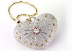The World's Most Expensive Handbag from Mouawad $3.8 million