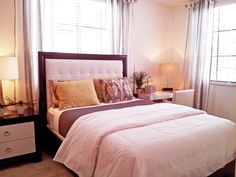 Spacious bedrooms with plenty of light!