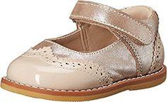 Amazon.com: Elephantito Baby Girl's Spectator Mary Jane (Infant/Toddler): Shoes