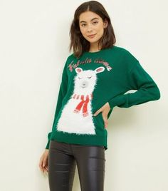 b94cc07f1dd 9 Fascinating Novelty Christmas Jumpers images