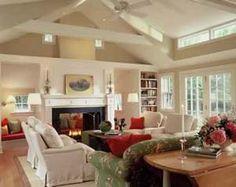 Million dollar decorator nantucket house