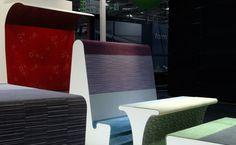 Longlife Messestand, Messedesign: Markenarchitektur by bkp