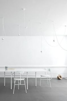New Studio | interior design. Innenarchitektur . design d'intérieur | Design: Norm Architects |