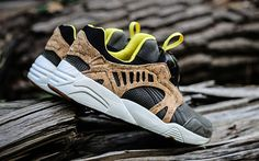 Puma Disc Blaze 'Cork' Pack (Detailed Pics & Release Info)
