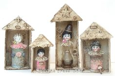 Dollhouses by sPaRK YouR iMaGiNaTioN