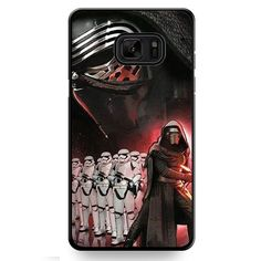 Star Wars The Force Awakens The Main Villain TATUM-10063 Samsung Phonecase Cover For Samsung Galaxy Note 7