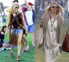Fergie on Coachella music festival