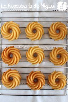 Bundt Cake de Naranja y Cava