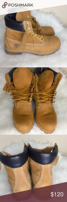 Timberland Boots Gently worn. TTS Timberland Shoes Boots