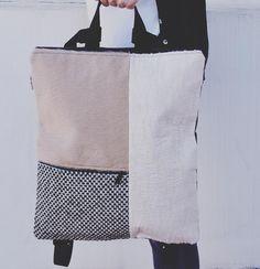 Si quieres algo cómodo y funcional esta es tu mochila bolso! En nuestro Corner en @placevalencia y en la E Shop ( link en perfil) No hay dos iguales aviso! #Mochilas #ColeccionOI18 #LanaVirgen #BolsosDeLana