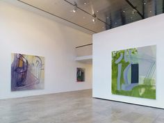 I like the idea of a movable wall Art Gallery, Amy Sillman, Design, Art Appreciation, Installation Art, Artist At Work, Experiential Art, Art Display, Womens Painting