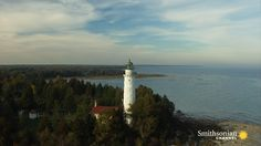 The northern tip of Wisconsin's Door Peninsula, less than two miles wide, is a secluded home to numerous wineries, wheat fields and picturesque lighthouses