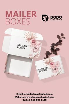 DoDo Packaging provides high-quality wholesale custom printed mailer boxes with logo ... Free shipping. Let us not waste any of your precious time, freely hit our chat. #packaging #mailerboxes #mailer #mailerprintedboxes #customboxes #customprintedboxes #packagingsolutions #packagingboxes #packagingideas #printedboxes #printing #branding #boxes #dodopackaging #us Custom Mailer Boxes, Custom Printed Boxes, Custom Boxes, Packaging Solutions, Subscription Boxes, Box Packaging, Printing, Free Shipping, Logo