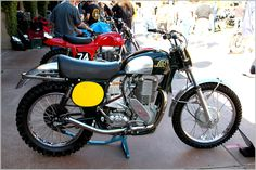 The Bike that really started it all - the 1961 Lito 500 MX