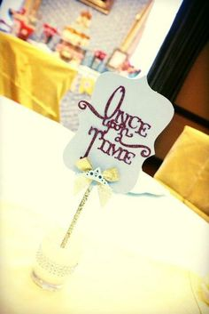 Princess Belle Royal Ball Birthday Party ~ Beauty and the Beast ~ Princess Party Ideas ~ Table Decor