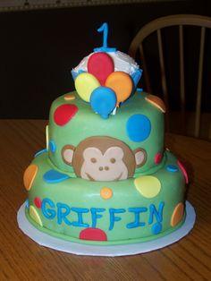 1st Birthday Cake For Boys | Birthday Cakes