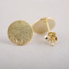 Mar e Ouro Earrings