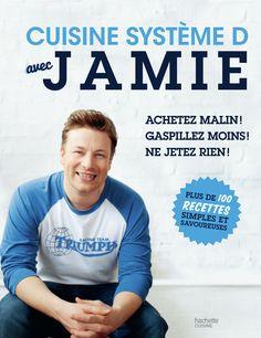 Jamie Oliver nous donne ses astuces de cuisinier malin, et ses bonnes recettes, économes et sans gaspillage. Cuisine système D avec Jamie, de Jamie Oliver, Hachette, 288 pages, 25,90 €.