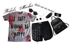 """""""Rebels Market ~ 15"""" by style-and-chic-boutique ❤ liked on Polyvore featuring Chan Luu, Casetify and rebelsmarket"""