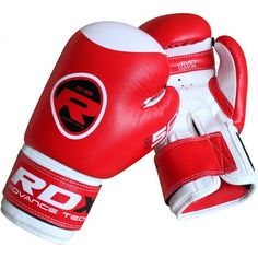 Maxx Leather Gel Tech UFC MMA Punch Bag Grappling Gloves Fight Boxing Gloves HBO