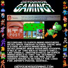 #nerd - Super Mario World.Source for koopa Yoshi is the Super Mario History booklet that came with Super Mario 25th Anniversary Collection.