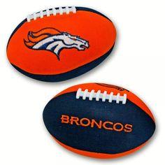 A fun toss game-Denver Broncos NFL Football Smashers $14.99