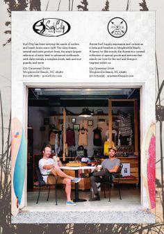 Surf City Surf Shop Annex