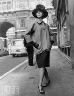 The Confident YSL Woman, 1962