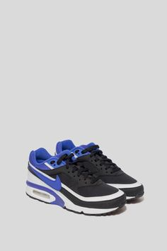 NIKE AIR MAX CLASSIC BW OG (Black & Persian Violet) Air Max Classic, Persian, Nike Air Max, Sneakers, How To Wear, Shoes, Collection, Black, Fashion