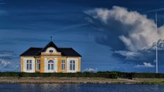 Tea pavilion - Valdemars Castle - Tåsinge island, Denmark. | Flickr - Photo Sharing!