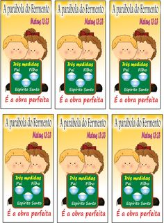 7º AULA - A PARÁBOLA DO FERMENTO