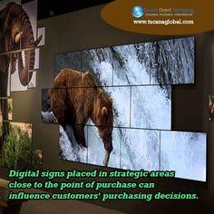 """Die """"digitale Beschilderung"""" eröffnet ein neues Zeitalter der interaktiven, digitalen Kommunikation. Digital Signage? An diesen Begriff wird man sich künftig gewöhnen müssen: Denn es heißt nichts anderes als """"digitale Beschilderung"""". Weitere Infos finden Sie auch unter www.moderne-buerowelten.de/digital-signage/digital-signage-loesungen/  oder in unserem Onlineshop unter www.objekteinrichter24.com/digital-signage/ ll #DigitalSignage #Display #DooH #Marketing #Infoterminal"""