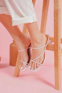 6 Glass Heels, Lilac, Shoes, Fashion, Moda, Shoe, Shoes Outlet, Fashion Styles, Fashion Illustrations