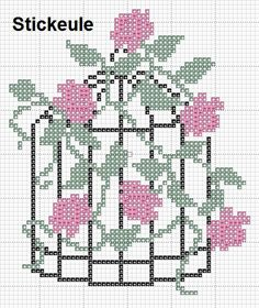 Stickeules Freebies: Blumen