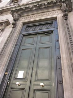 The Reform Club front door, London London People, Victorian London, London Clubs, Historical Romance, Front Doors, The Expanse, Hardware, Explore, Places